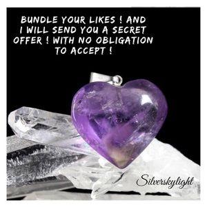 Silverskylight Jewelry - Genuine aura crystal dream catcher necklace